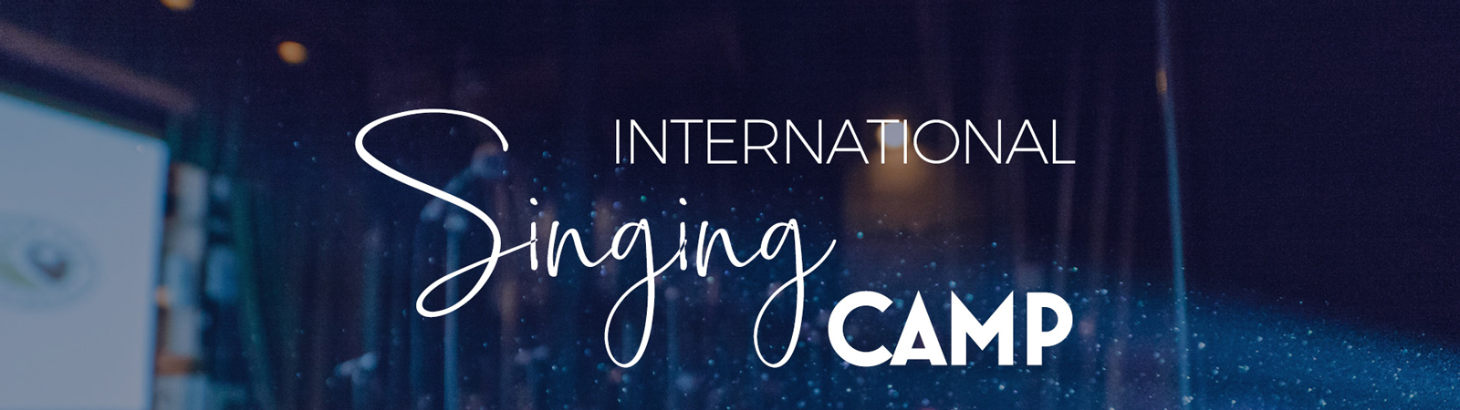International Singing Camp