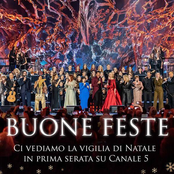 Il Coro di Art Voice Academy in Vaticano per Natale 2019