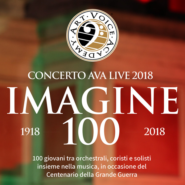Concerto AVA Live 2018 - IMAGINE 100 a Castelfranco Veneto