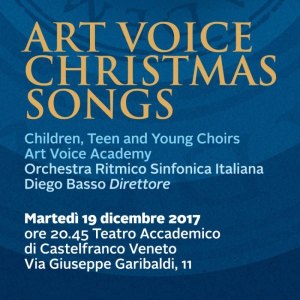 Art Voice Christmas Songs